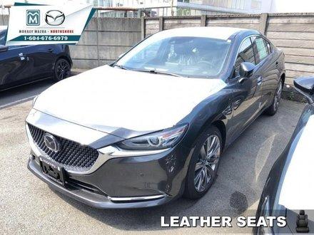 2019  Mazda6 Signature  - Woodgrain Trim
