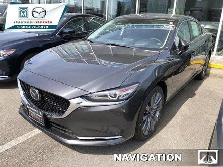 2019  Mazda6 GT Auto  - Head-Up Display -  Navigation