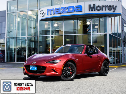 2017 Mazda MX-5 RF GS 6sp