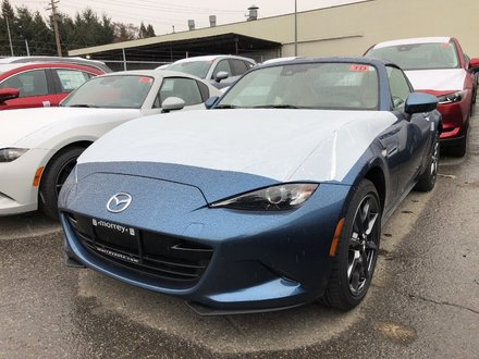 2019 Mazda MX-5 RF GT Fun all around! Check out the deals!