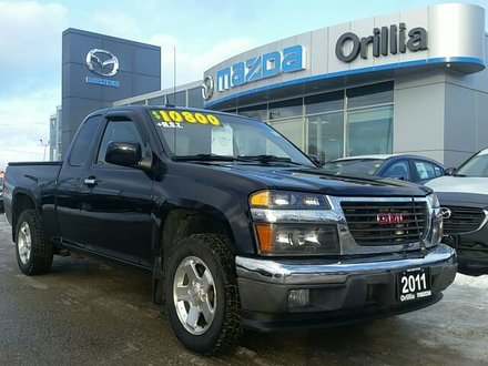 2011 GMC Canyon SLE-AIR-CONDITIONING