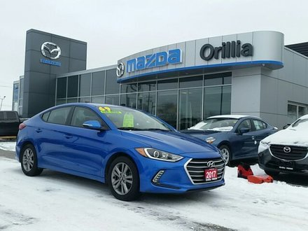 2017 Hyundai Elantra HEATED SEATS-BACKUP CAMERA-HEATED STEERING WHEEL