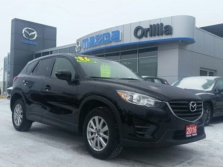 2016 Mazda CX-5 GX SKYACTIV-AWD-2.5l 185 HP-BLUETOOTH-CRUISE