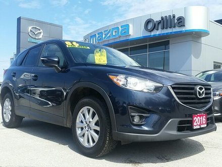 2016 Mazda CX-5 GS SKYACTIV-AWD-ROOF-HEATED SEATS-B/UP CAMERA