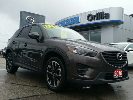 2016 Mazda CX-5 GT SKYACTIV-2.5L AWD-LEATHER-NAV-ROOF
