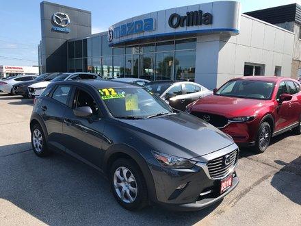 2016 Mazda CX3-AWD-ONE OWNER-BACK UP CAMERA- GX