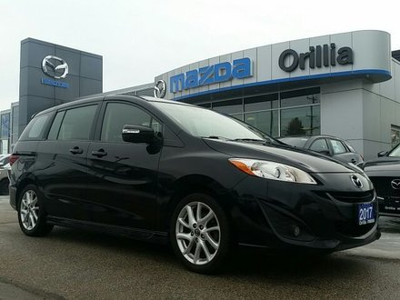 2017 Mazda Mazda5 FREE $500 GAS CARD*-GT-LEATHER-ROOF-HEATED SEATS