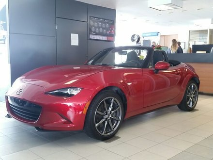 2016 Mazda MX-5 GT SKYACTIV-LEATHER-HEATED SEATS