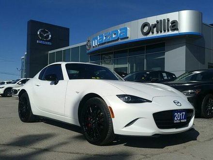 2017 Mazda MX 5 HEATED SEATS-NAV-LEATHER-BBS RIMS-BREMBO BRAKES