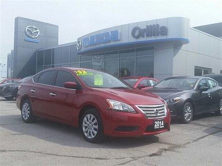 2014 Nissan Sentra S A/C-AM/FM RADIO/CRUISE