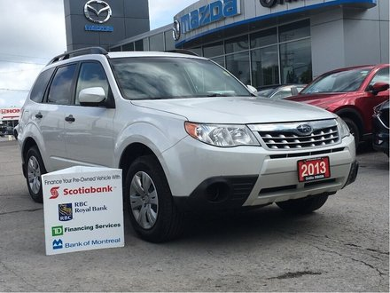 2013 Subaru Forester-ACCIDENT FREE- X Touring