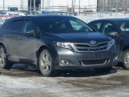 2014 Toyota Venza V6-AWD-LEATHER-NAV-ROOF