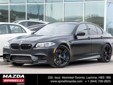 2016 BMW M5 TOUTES OPTION 4 PNEUS NEUF