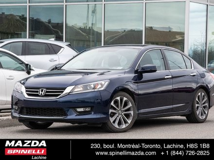 2015 Honda Accord Sedan Sport AUTO A/C