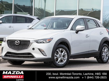 2016 Mazda CX-3 GS AWD BLUETOOTH CLEAN
