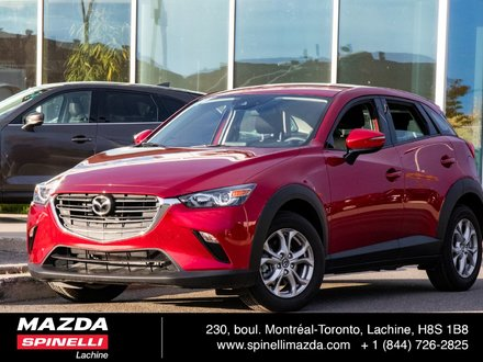 Mazda CX-3 GS AWD DEMO 2019