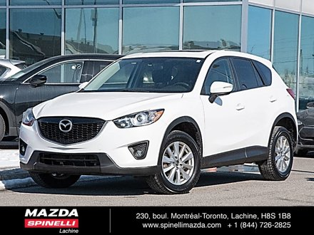 2015 Mazda CX-5 GS FWD BLUETOOTH