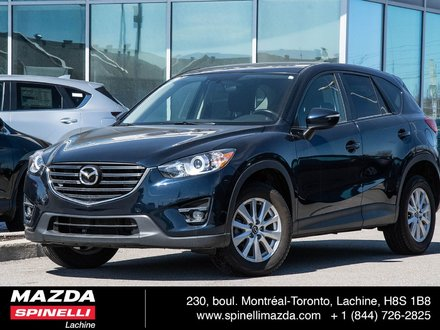 2016 Mazda CX-5 GS AWD GPS TOIT BLUETOOTH
