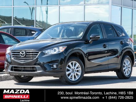 2016 Mazda CX-5 GS FWD GPS BLUETOOTH