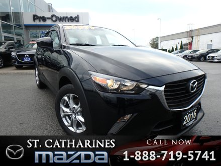 2016 Mazda CX-3 GS LUX PKG $0 DOWN $79 WEEKLY