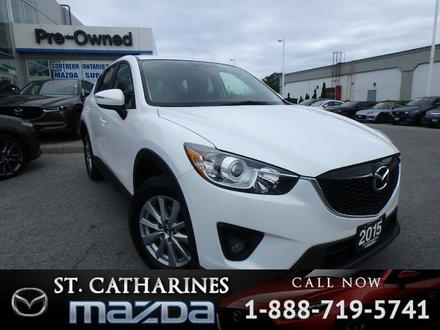 2015 Mazda CX-5 GS(Navigation,Bluetooth,Camera)