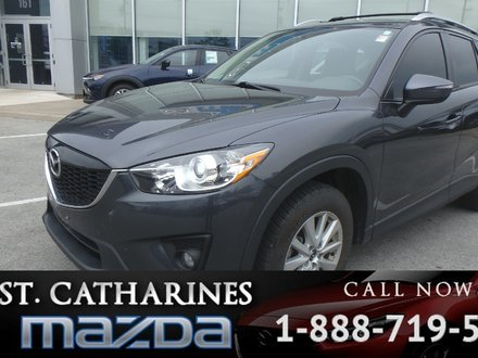 2015 Mazda CX-5 GS(AWD) JUST ARRIVED