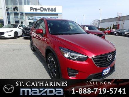 2016 Mazda CX-5 GT(Navigation,Heated seats,Camera,)