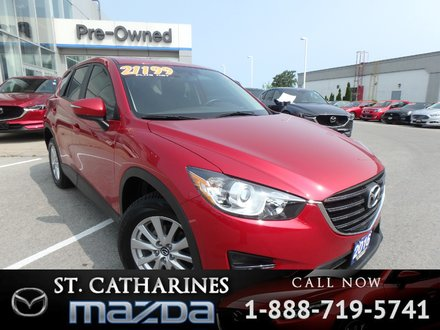 2016 Mazda CX-5 GS (Navigation,Heated seats, AWD,)