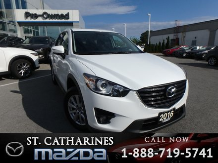2016 Mazda CX-5 GS (Navigation,Camera,Heated Seats)