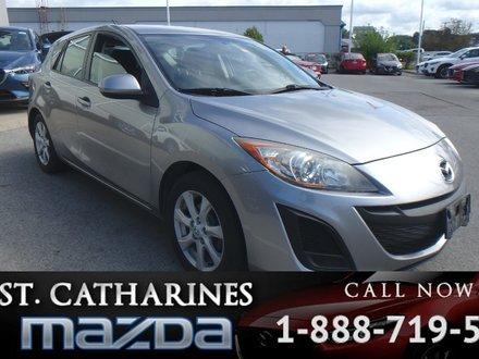 2011  Mazda3 Sport GX(JUST ARRIVED)