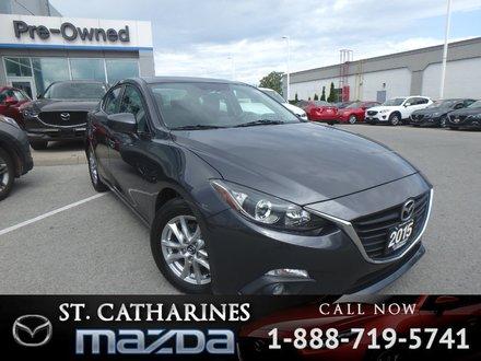 2015  Mazda3 GS ( Navigation)