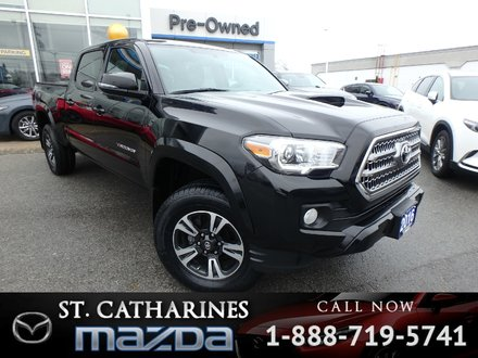 2016 Toyota Tacoma TRD SPORT,NAVIGATION,NEW TIRES,TONNO COVER
