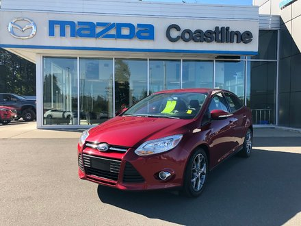 2013 Ford Focus SE Heated Seats