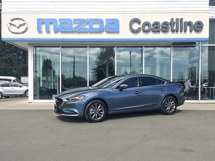 2019  Mazda6 GS-L Tinted Windows