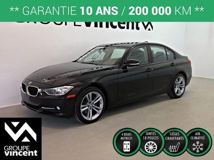 BMW 3 Series 320i xDrive Sport pkg ** GARANTIE 10 ANS ** 2014