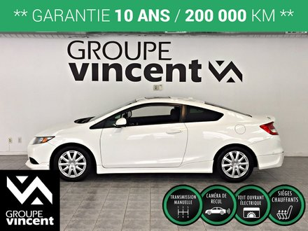 Honda Civic Si**GARANTIE 10 ANS** 2013
