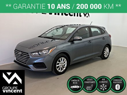 Hyundai Accent PREFERRED ** GARANTIE 10 ANS ** 2019