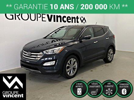 Hyundai Santa Fe SPORT SE 2.0T AWD **GARANTIE 10 ANS** 2013