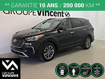 Hyundai Santa Fe XL PREFERRED AWD 7 PASSAGERS ** GARANTIE 10 ANS ** 2019