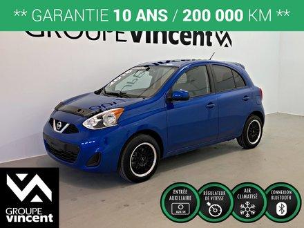 Nissan Micra SV ** GARANTIE 10 ANS ** 2018