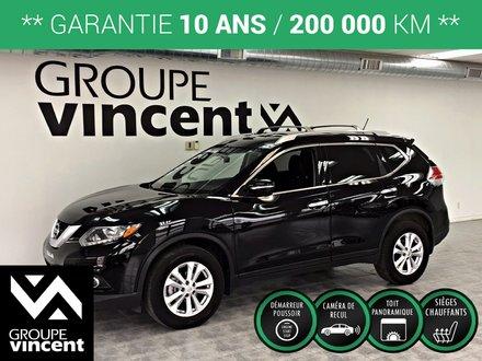 Nissan Rogue SV AWD **GARANTIE 10 ANS** 2015