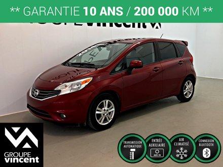 Nissan Versa NOTE SV ** GARANTIE 10 ANS ** 2014