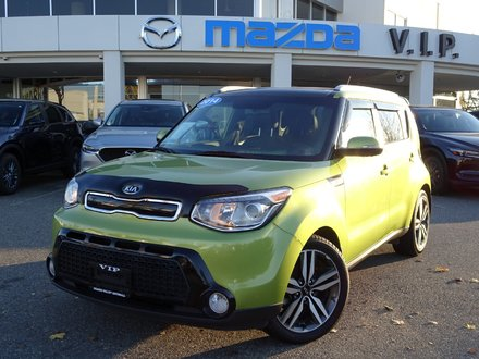 2014 Kia Soul SX GDI, LEATHER