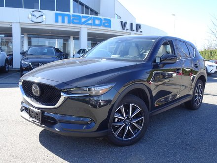 2018 Mazda CX-5 GT Technology Package
