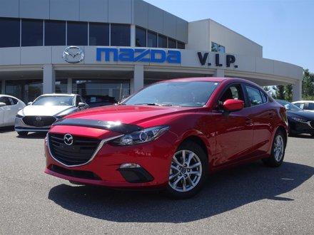 2016  Mazda3 Sedan GS w/NAV