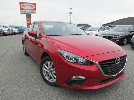 2016  Mazda3 I Touring