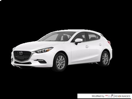 2018  Mazda3 Sport GS at