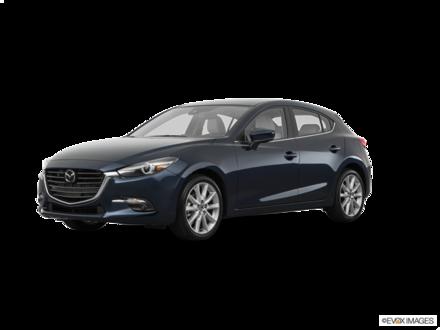 2018 Mazda Mazda 3 sport GT