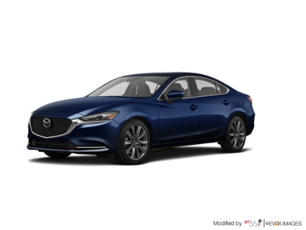 2018 Mazda Mazda6 GT
