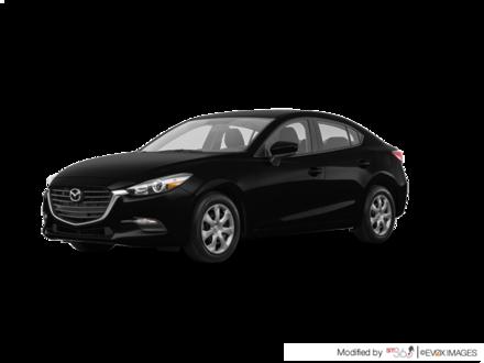 2018 Mazda MAZDA 3 GX